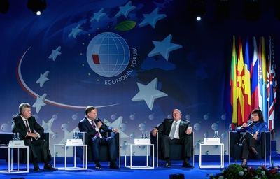 En marcha una nueva edición del Foro Económico de Krynica