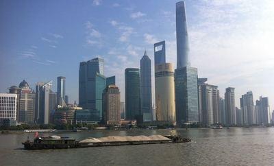 China mantiene un crecimiento estable de su consumo interno. n la foto, una vista de Shanghai. (Foto José Luis Barceló © Copyright 2018)