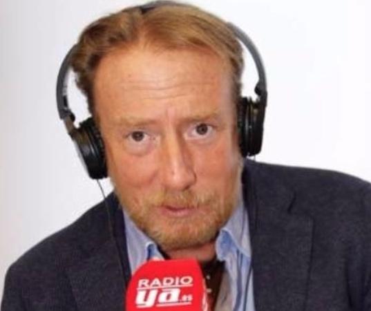 El periodista Javier García Isac es director de www.radioya.es