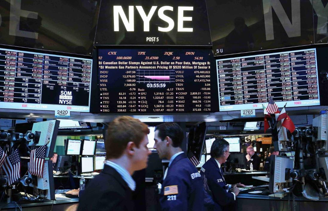 Financiero EstadounidenseA MarchaEl La Toda Bolsa Mundo lF1TcKJ