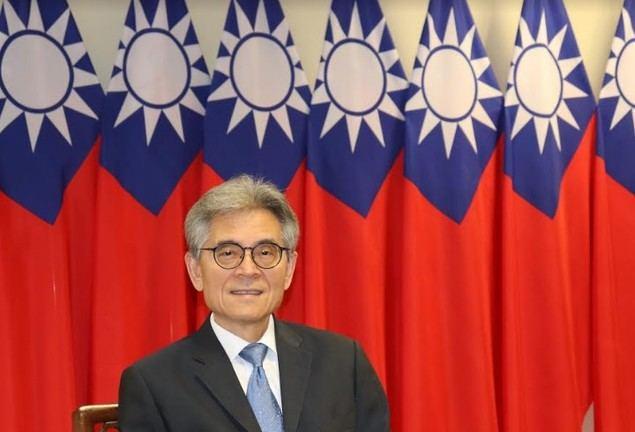 Simon Ko es el actual embajador de Taiwán en España.