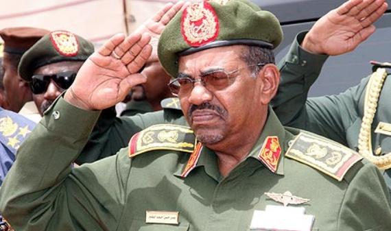 El presidente de Sudán, Omar al Bashir.