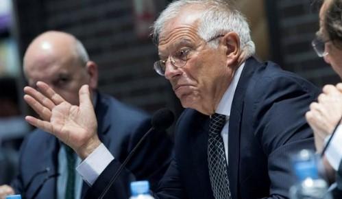 Borrell en retirada o táctica del PSOE