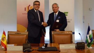 El ICO concede un préstamo de USD 130 millones a CAF para impulsar el desarrollo de proyectos de infraestructura en América Latina