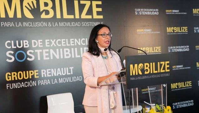El Secretario de Estado de Medio Ambiente D. Hugo Morán hace entrega de los VI Premios a la Mejor Práctica en Movilidad Sostenible y Accesible