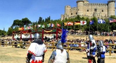 Celebrado en el Castillo de Belmonte el III Torneo Nacional de Combate Medieval