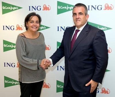 Alianza de El Corte Inglés e ING