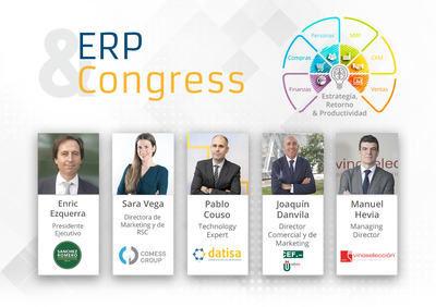 La transformación digital de las pymes, gran protagonista de ERP Congress
