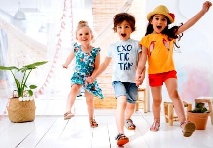Lo mejor de la moda para los más pequeños