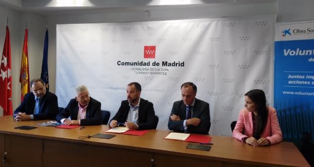 """""""Finanzas para Jóvenes"""" llega a la Comunidad de Madrid"""
