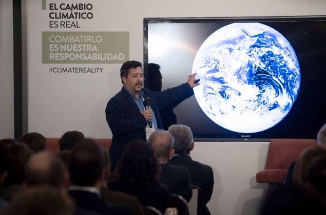 The Climate Reality Project de Al Gore llama a actuar con urgencia contra el Cambio Climático
