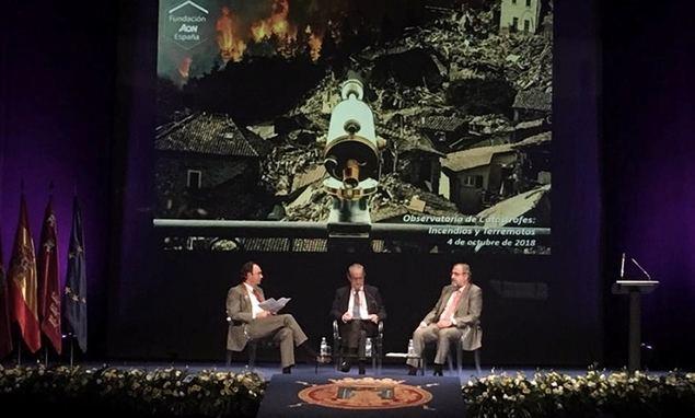 El CCS pagó 487 millones de euros a los afectados por el terremoto de Lorca en 2011