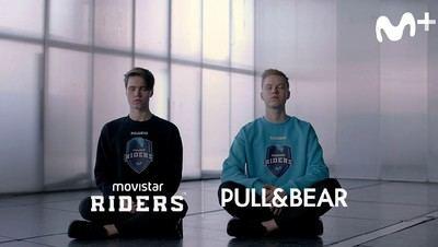Pull&Bear y Movistar+ crean una nueva colección inspirada en Movistar Riders