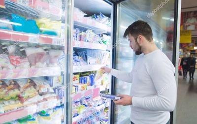 Congelados, café y agua son los productos con más promociones en el supermercado