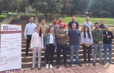 Presentada la candidatura de 'Respeto' en Jaén