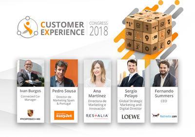Madrid acogerá CEC 2018 sobre el entorno directivo sobre experiencia de cliente
