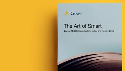 Crowe launches a start-up accelerator in Barcelona