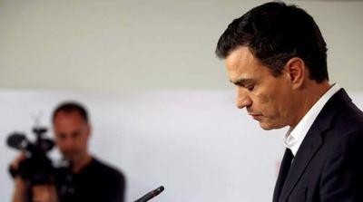 El Presidente del Gobierno, Pedro Sánchez, en el ojo del huracán.