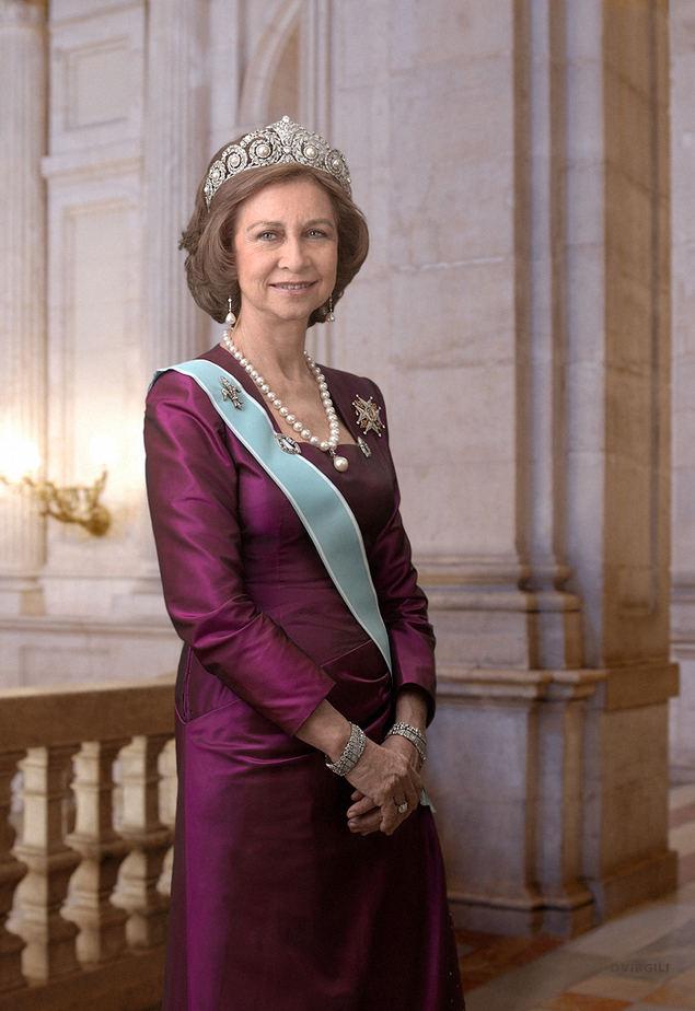 ¡Felicidades, Majestad!
