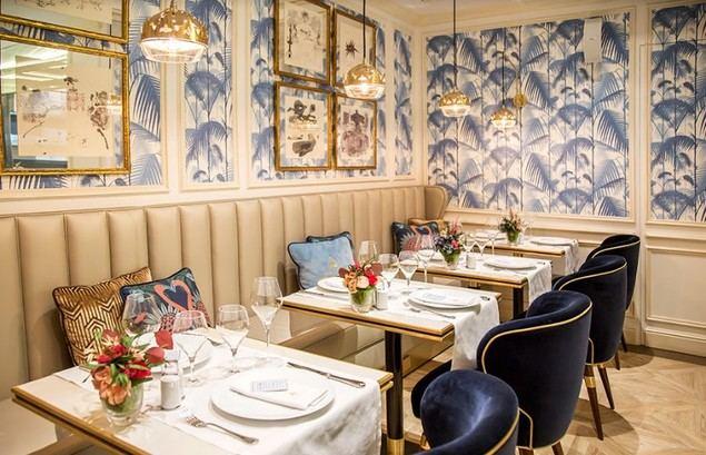 Brasserie Antoinette, una clásica brasería parisina en pleno centro de Madrid