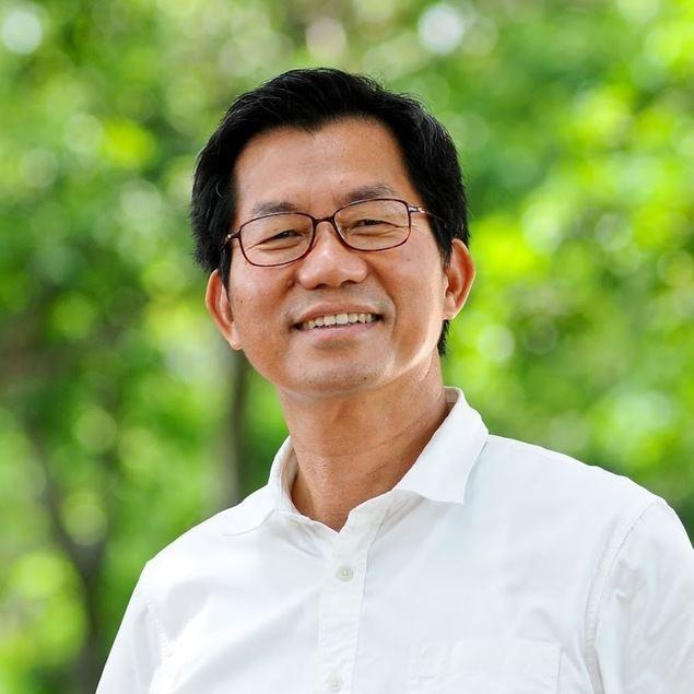El Ministro Lee Ying-yuan.