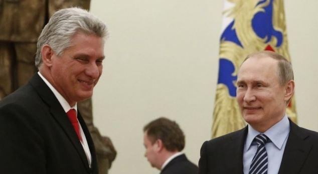 Rusia y Cuba impulsan su cooperación en asuntos internacionales