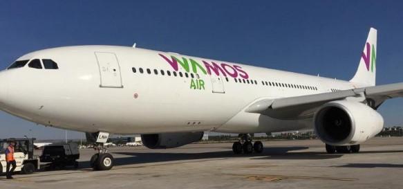 Wamos Air: aumentan un 11% los vuelos de España a México