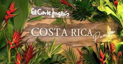 El Corte Inglés y la Cámara de Comercio de Costa Rica promocionan la gastronomía típica del país