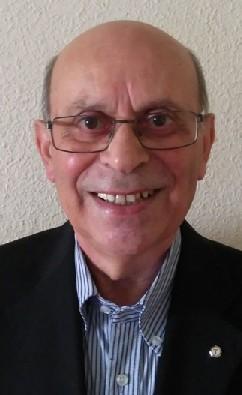 El autor, el filósofo José Antonio Merino Abad.