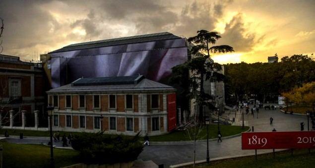 El Corte Inglés 'viste al Prado' en el bicentenario del Museo