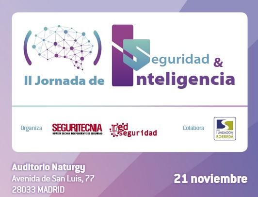 II Jornada de Seguridad e Inteligencia