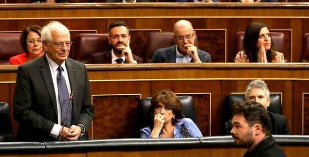 'Operación Serrín y Estiércol' en el Congreso de los Diputados
