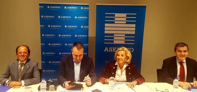 Asepeyo y Renault España firman un concierto de asistencia sanitaria