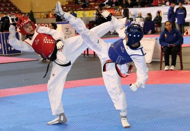 Campeonato de Europa de Taekwondo 2018 en Marina d'Or