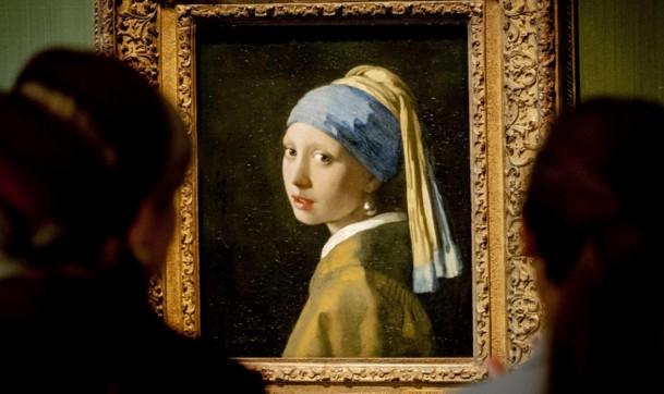 Ruta comercial global y vínculos históricos entre China y España en pinturas de Vermeer