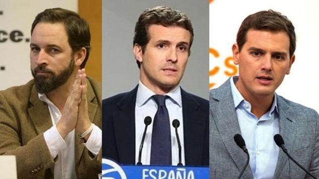 Estos tres chicos jóvenes pueden sacar a España del atolladero en que se encuentra.