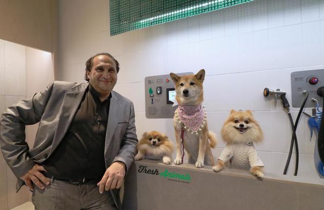 Roberto Haboba Gleizer, CEO y fundador de Fresh Laundry y Fresh Animal