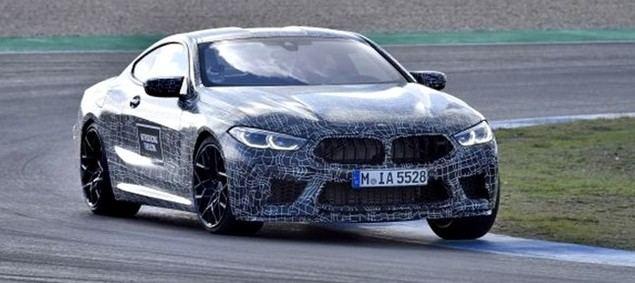 """El nuevo BMW M8 """"casi listo"""" tras su fase de pruebas"""
