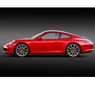 Porsche presenta la octava generación del 911, un deportivo de culto