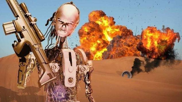 ¿Es digno delegar en una máquina la capacidad de matar?