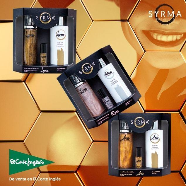 Syrma Cosmetics, a la venta en exclusiva en El Corte Inglés