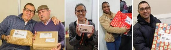 The Mail Company distribuirá gratuitamente más de 400 regalos de la campaña 'Buscamos Reyes Majos 2018'
