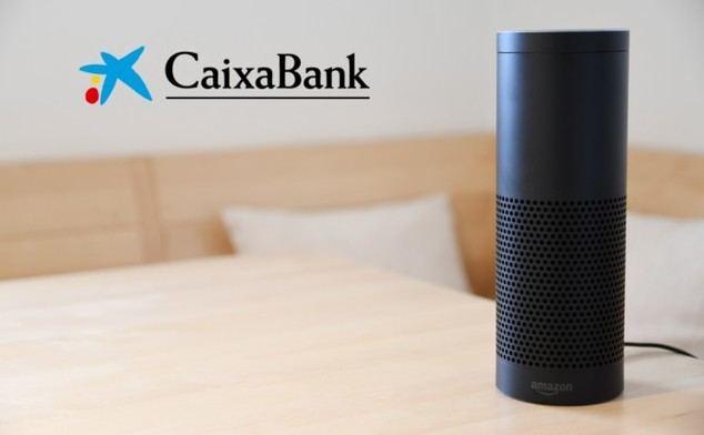 CaixaBank dispone ya de su asistente virtual en Amazon Alexa