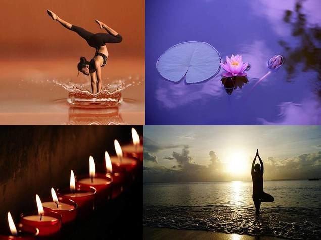 La última moda del fitness saludable: La meditación