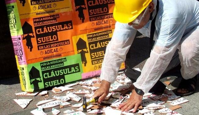 La renuncia a reclamar por acuerdo de novaci n y cl usulas for Clausula suelo acuerdo judicial