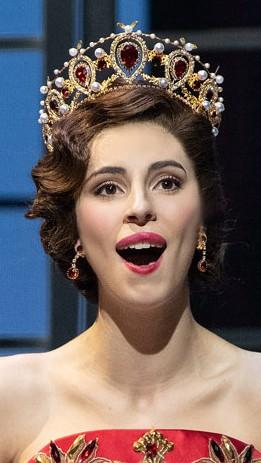 Anastasia, el musical: un fascinante viaje al pasado de una princesa muy alejada del modelo Disney