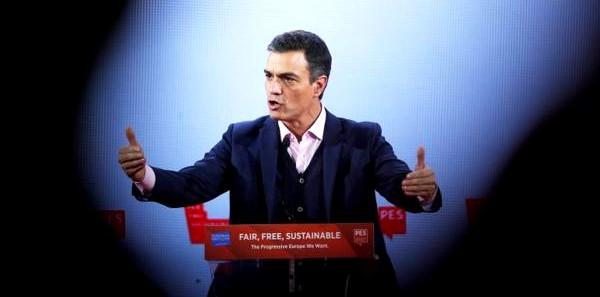 Pedro Sánchez y el sexo de otro Sánchez, 'El Lute'