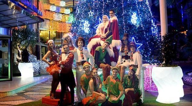 Marina d'Or, una gran opción para unas Navidades en familia