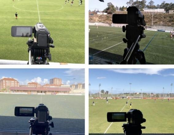 Die Ligen, la productora audiovisual que graba toda la Segunda División B de Fútbol en España para análisis táctico y scouting