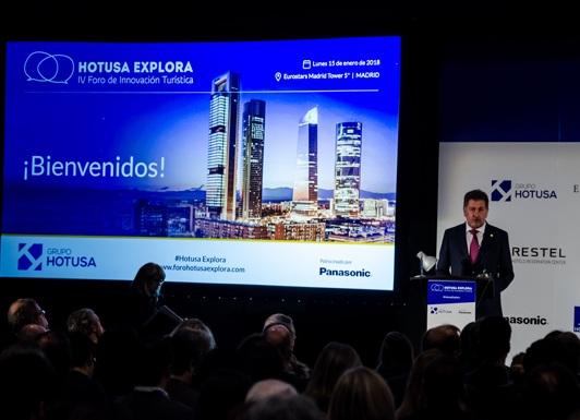 Pedro Sánchez inaugurará la quinta edición de Hotusa Explora